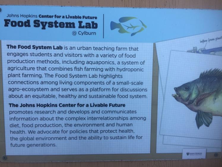 JHU Food System Lab