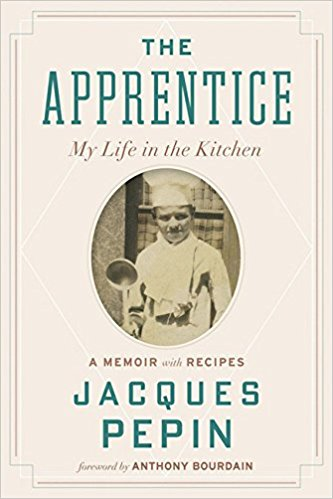 Jacques Pepin The Apprentice