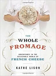 The Whole Fromage book tasting